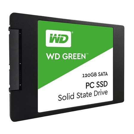WD WDS120G2G0A 120GB SATA GREEN SSD DÝSK