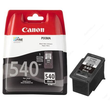 Canon PG540 - Canon Pg-540 0rjinal Siyah Kartuþ