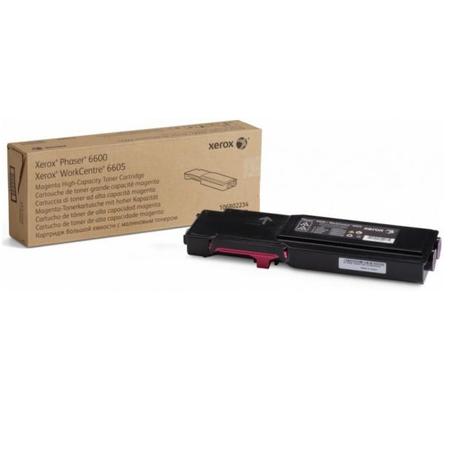 Xerox 106R02234 Phaser 6600 WorkCentre 6605 Orjinal Magenta Toner 6000 Sayfa