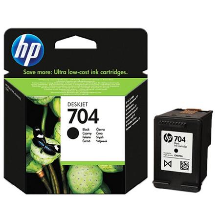 HP 704 Deskjet 2060 Orjinal Siyah Kartuþ