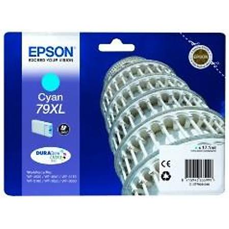 Epson S.Pack Cyan 79XL DURABrite UltraInk 17,1 ml.