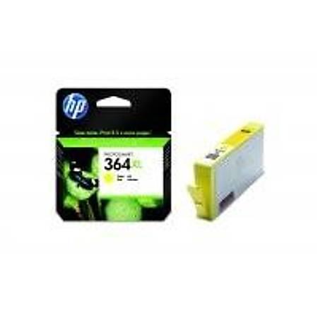 HP CB325E Yellow Mürekkep Kartuþ (364XL)