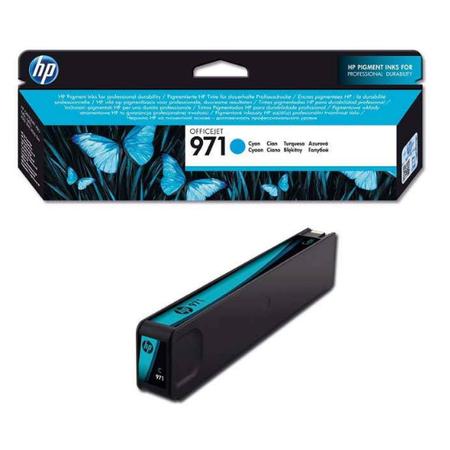 HP 971 Mavi Kartuþ - HP 971 CN622A Orjinal Kartuþ