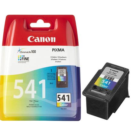 Canon CL541 - Canon CL-541 0rjinal Renkli Kartuþ