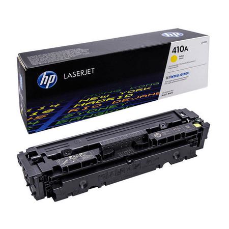 HP CF412A 410A Sarý Orijinal LaserJet Toner