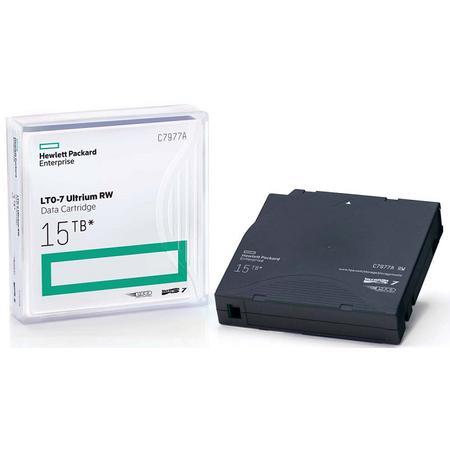 HP C7977A Data Kartuþ - Hp LTO-7 15 Tb Ultrium Data Kartusu