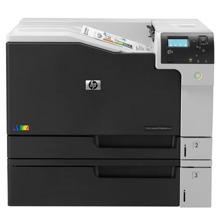 HP D3L09A LASERJET M750DN A3 RENKLÝ YAZICI
