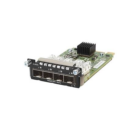 Aruba 3810M 4SFP+ Module