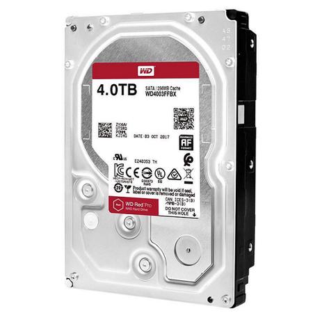 WD WD4003FFBX Red Pro 4TB 7200 RPM DİSK