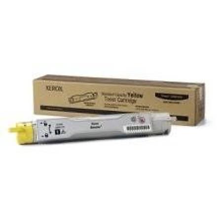 Xerox Phaser 6300/6350 Yellow Toner (106R01075)