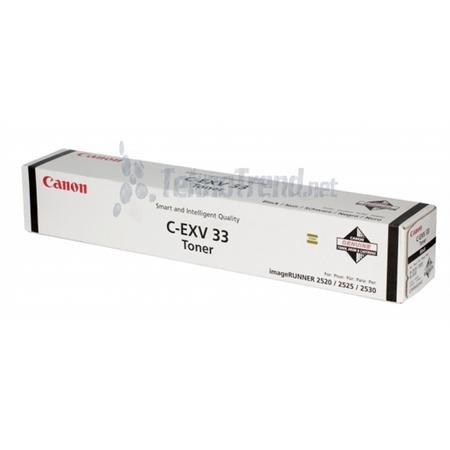 CANON C-EXV 33 TONER, Canon IR2520, IR2525, IR2530 Fotokopi Toneri