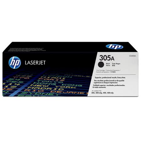 HP 305A CE410A TONER - Hp Laserjet Pro M351 - M375 - M451 - M475 Yazýcý Orjinal Siyah Toner
