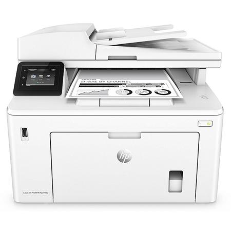 HP G3Q75A LaserJet Pro MFP M227fdw Yazýcý - Fotokopi - Tarayýcý - Faks