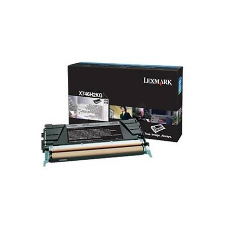 Lexmark X746H3KG Black High Yeild Corporate Toner