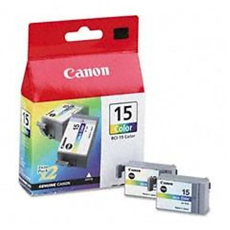 Canon BCI-15 CMY Mürekkep Kartuþ