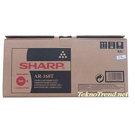 SHARP AR-168T TONER - SHARP AR 5012/120EN/122EN/ 152/153EN/5415 FOTOKOPÝ TONERÝ