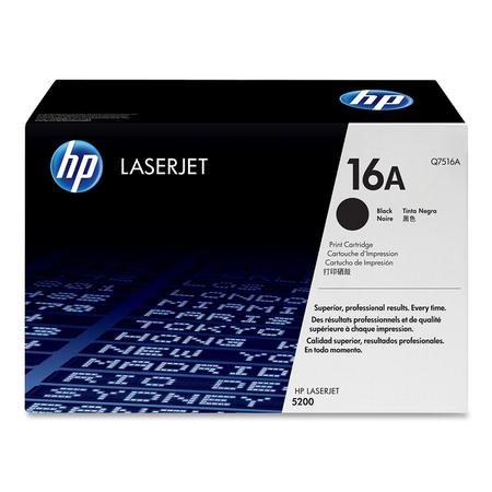 HP Q7516A 16A ORJÝNAL LASERJET TONER