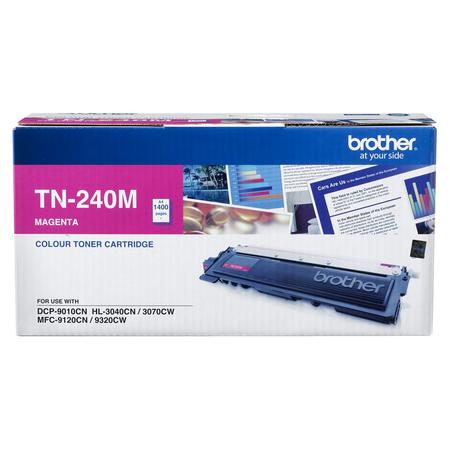 BROTHER TN-240M - HL3040CN - HL3070CW - DCP-9010CN - MFC-9120CN - MFC-9320CW ORJINAL MAGENTA TONER