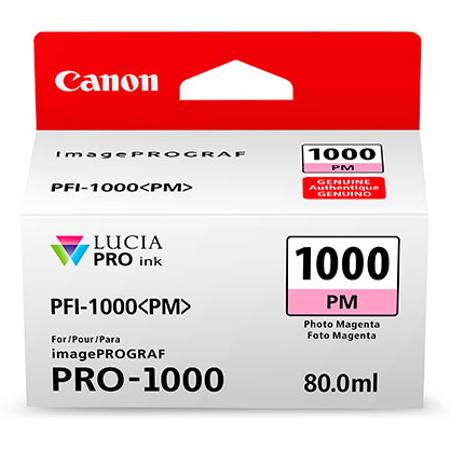 Canon PFI-1000PM - Canon Pro-1000 Photo Magenta Kartuþ
