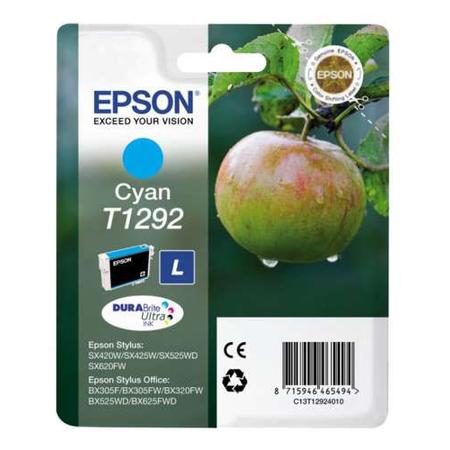 Epson T1292, T129240 Mavi Original Kartuþ