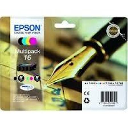 Epson 162640 B/C/M/Y Mürekkep Kartuþ