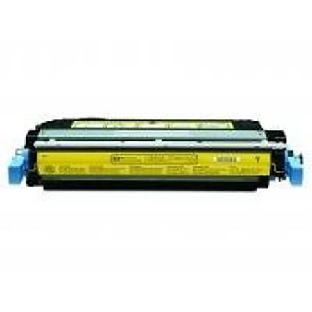 HP CB402A Yellow Toner Kartuþ (642A)