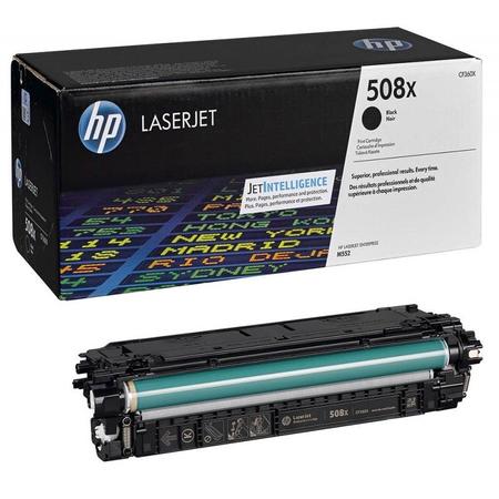 HP 508X CF360X - LaserJet Enterprise M552 - M553 - M577 Orjinal Siyah Toner