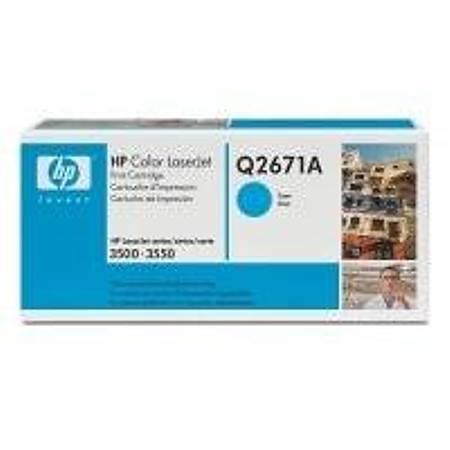 HP Q2671A Cyan Toner Kartuþ (309A)