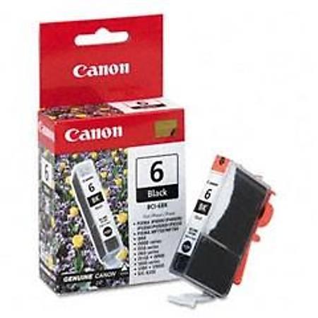 Canon BCI-6 BK Mürekkep Kartuþ