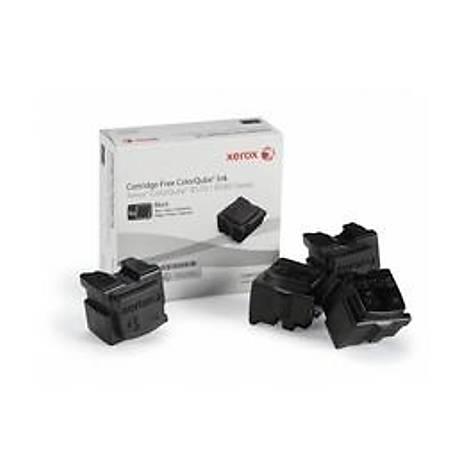 Xerox ColorQube 8570/8580 Genuine Xerox Solid Ink Black (4 Sticks) (108R00940)