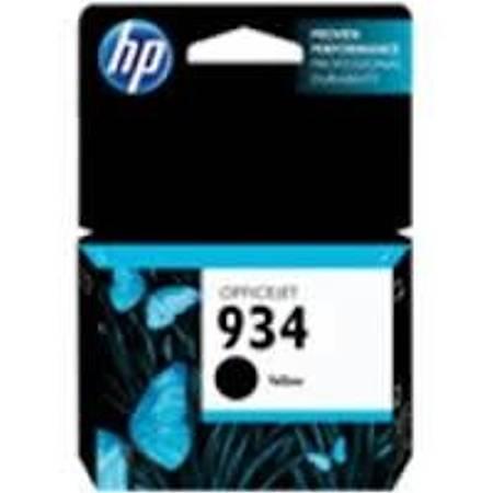 HP C2P19A Black Mürekkep Kartuþ (934)
