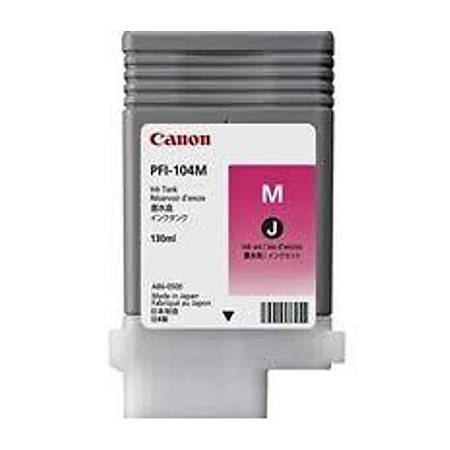 Magenta Kartuþ PFI-104M (3631B001)