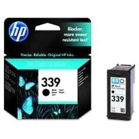 HP C8767E Black Mürekkep Kartuþ (339)