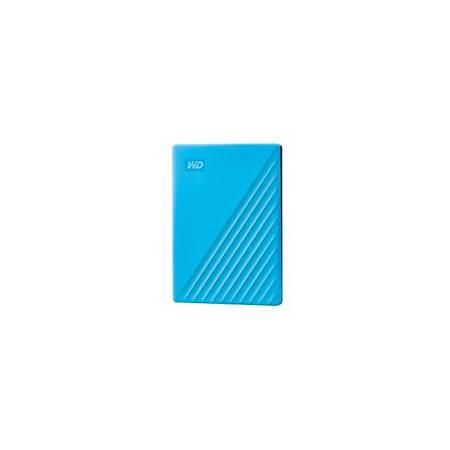 WD WDBYVG0020BBL-WESN MY PASSPORT 2TB PORTABLE BLUE WORLDWIDE