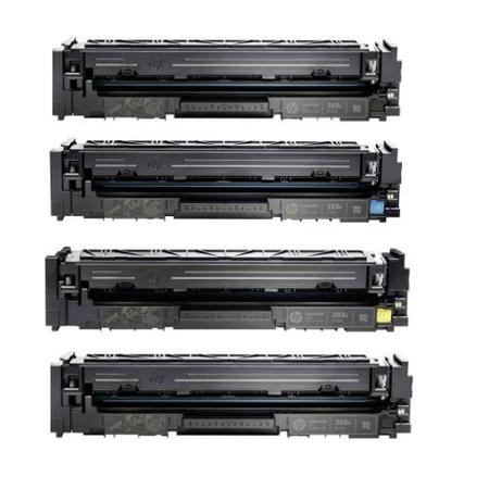 HP 203A CF541A MUADIL TONER - HP COLOR M254 / M280 / M281 MAVÝ MUADIL TONER