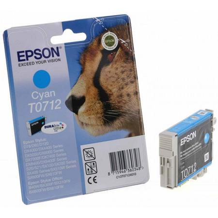 Epson T0712 Mavi Kartuþ - Epson T071240 Orjinal Mavi Kartuþ