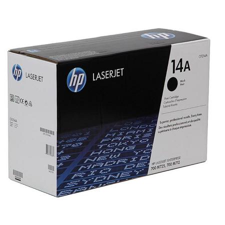 HP 14A CF214A - Laserjet Enterprise 700 M712 - M725 Orjinal Toner