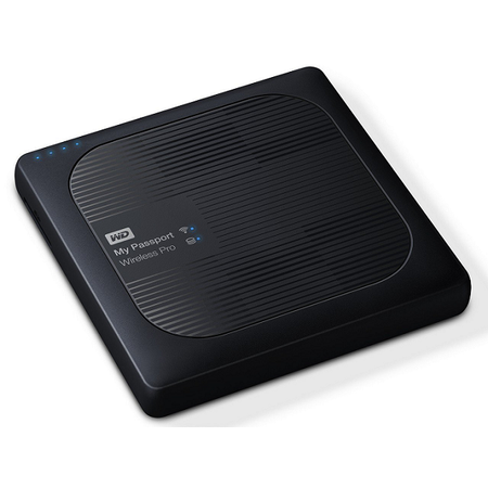 WD WDBP2P0020BBK-EESN My Passport Wireless Pro 2TB Black 2.5 Disk