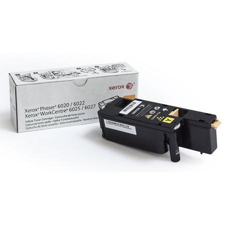 XEROX 106R02762 Phaser 6020 - 6022 - WorkCentre 6025 - 6027 Orjinal Sarý Toner