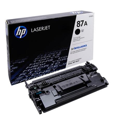 HP CF287A 87A Siyah Orijinal LaserJet Toner