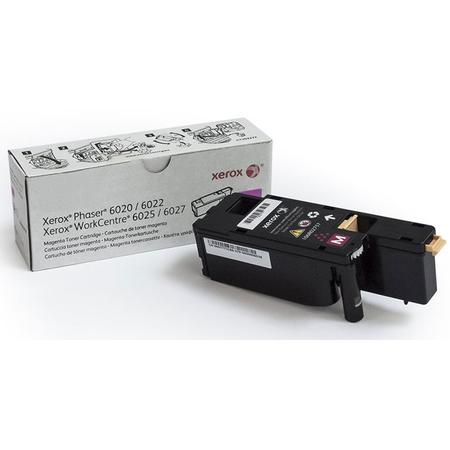 XEROX 106R02761 Phaser 6020 - 6022 - WorkCentre 6025 - 6027 Orjinal Magenta Toner