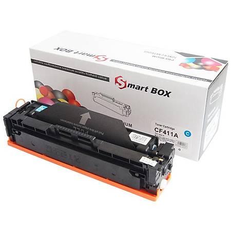 HP CF411A 410A TONER - HP Color LaserJet Pro M377DW - M452 - M477 Mavi Muadil Toner
