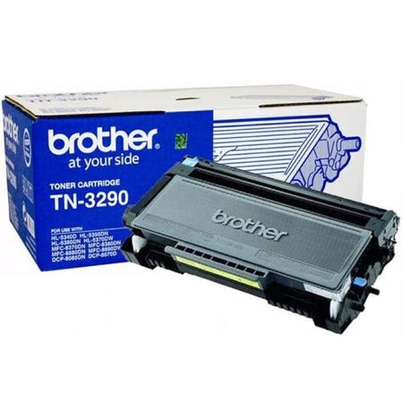 BROTHER TN-3290 - HL5340D - HL5340DN - HL5380DN - DCP8070D - DCP8085DN - MFC8370DN - MFC8880DN - MFC8380DN ORJINAL TONER