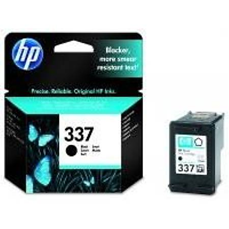 HP C9364E Black Mürekkep Kartuþ (337)
