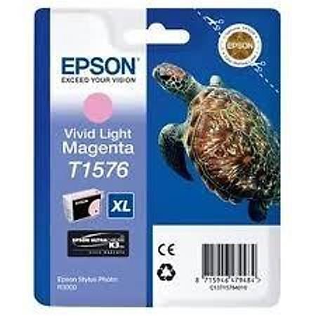 Epson 157640 Ink Cartridge Photo-Light Magenta