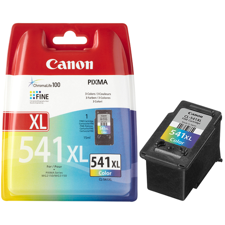 Canon CL541XL - Canon CL-541XL 0rjinal Renkli Kartuþ