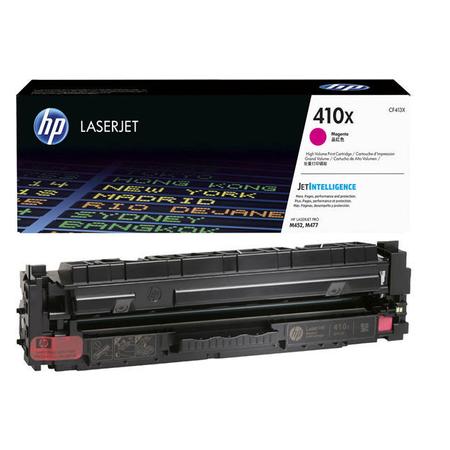 HP CF413X 410X TONER - HP Color LaserJet Pro M377 - M452 - M477 ORJÝNAL MAGENTA TONER