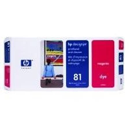 HP C4952A Magenta Boya B.Kafa ve Temizl. (81)