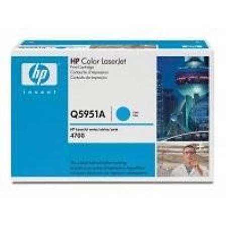 HP Q5951A Cyan Toner Kartuþ (643A)
