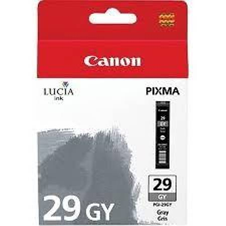 Canon PGI-29 GY Mürekkep Kartuþ